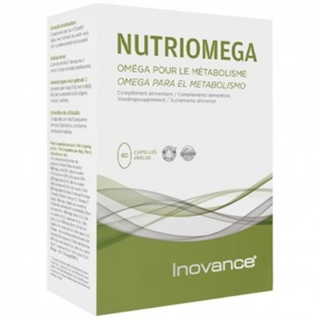 Inovance Nutriomega 60 capsules