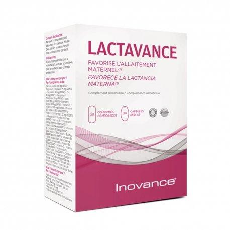Inovance Lactavance 30 comprimés + 30 capsules