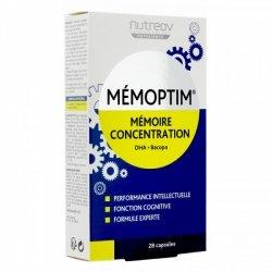 Nutreov Mémoptim 28 capsules