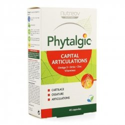 Nutreov Phytalgic Capital Articulations 45 capsules