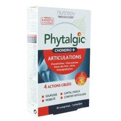 Nutreov Phytalgic Chondro+ Articulations 30 comprimés