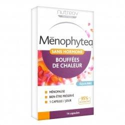 Ménophytea Bouffées de Chaleur Sans Hormone 14 capsules