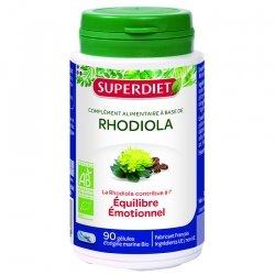 Superdiet Rhodiola 90 gélules