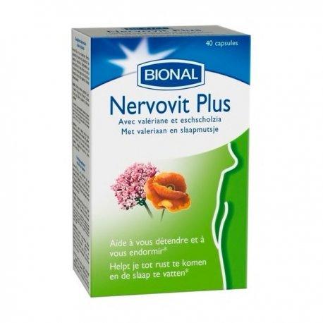 Bional Nervovit Plus 40 comprimés