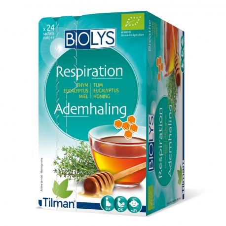 Biolys Respiration 24 sachets