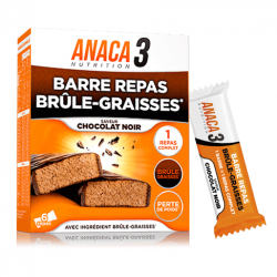 Anaca 3 Barre Repas Brûle-Graisses 6 Barres
