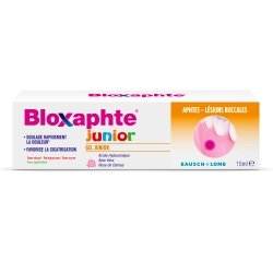 Bloxaphte Junior Gel Junior 15ml