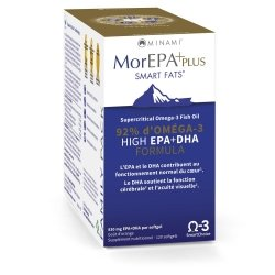 Minami nutrition Morepa plus family pack softgels 120