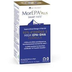 Morepa plus dose 2 mois softgels 60