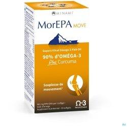 """Minami Morepa Move Plus Curcuma Softgels 60"""""""