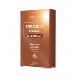 Biocyte Terracotta Cocktail Hâle Sublime 30 Comprimés