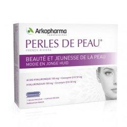 Arkopharma Perles de Peau Acide Hyaluronique 30 Capsules 120mg