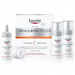Eucerin Hyaluron-Filler Anti-Age Vitamine C Booster 3 Flacons