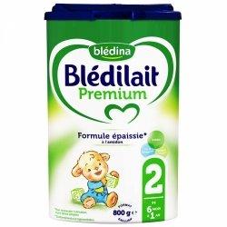 Blédina Blédilait Premium 2 800g