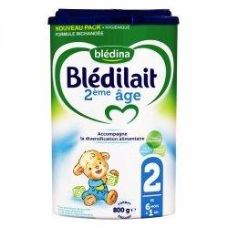 Blédina Blédilait 2e Âge 800g