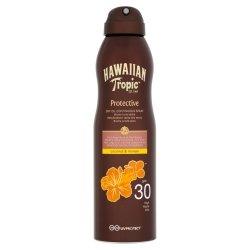 Hawaiian Tropic Protective Brume Huile Sèche SPF30 180ml