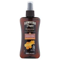 Hawaiian Tropic Protective Huile Sèche SPF8 200ml