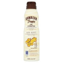 Hawaiian Tropic Silk Hydratation Brume Protectrice SPF15 177ml