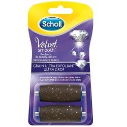 Scholl Velvet Smooth Rouleaux de Remplacement Grain Ultra Exfoliant