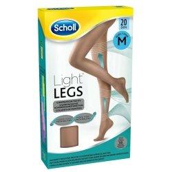 Scholl Collants Light Legs 20 Den Chair M