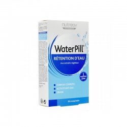 Nutreov WaterPill Rétention d'Eau 30 comprimés