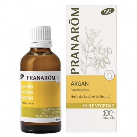 Pranarom argan huile végétale fl 50ml