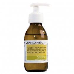 Pranarom Massage Sélection huile de massage - base naturelle Bio 100ml