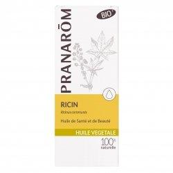 Pranarom Ricin Huile Végétale 50ml