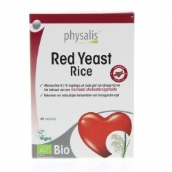 Physalis red yeast rice bio comp 45