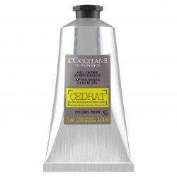 L'Occitane en Provence Cédrat Gel Crème Après-Rasage 75ml