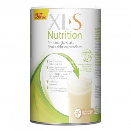 XLS Nutrition Protéine Vanille 400g