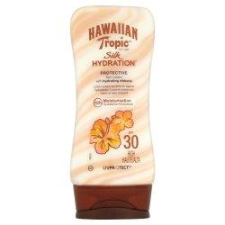 Hawaiian Tropic Silk Hydratation Lotion Solaire SPF30 180ml