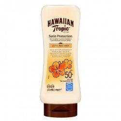 Hawaiian Tropic Satin Protection Lotion Solaire Ultra Radiance SPF50+ 180ml
