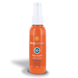 Biosolis Spray Solaire SPF50+ 100ml