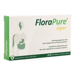 Florapure Digest 20 comprimés