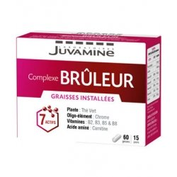Juvamine Complex Brûleur 60 compirmés