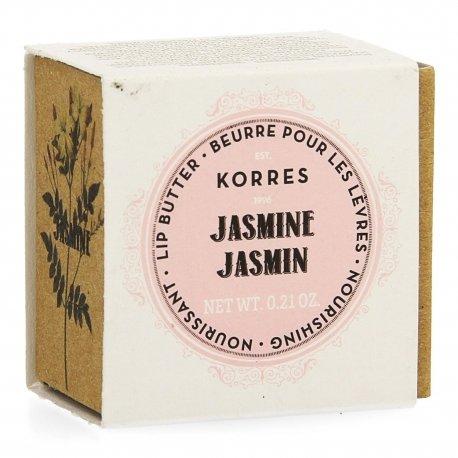 Korres Lip Butter Jasmine Pot 6g