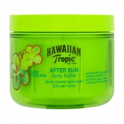 Hawaiian Tropic Beurre Corporel Après-Soleil Citron Vert 200ml