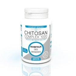 Dergam Chitosan Complex 1000 Inhibiteur des Graisses 90 comprimés