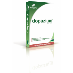 Dergam Dopazium Dynamisme et Motivation 60 gélules