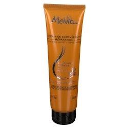 Melvita Crème de Soin Velours Réparation Cheveux Secs & Abîmés 150ml