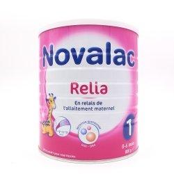 Novalac Relia 1 800g