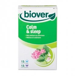 Biover Calm & Sleep 30 comprimés