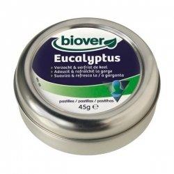 Biover Eucalyptus Pastilles 50g