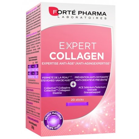Forte Pharma Expert collagène 20 sticks