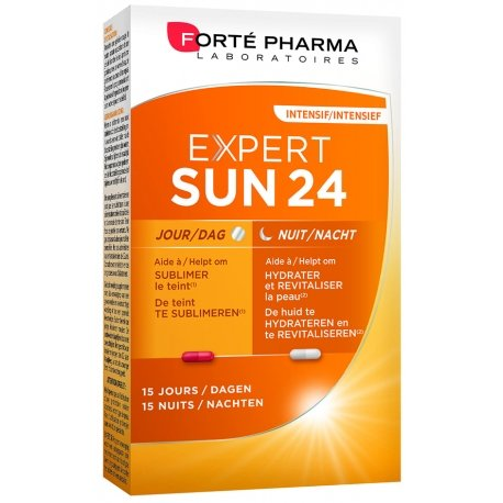 Forte Pharma Expert Sun 24 30 gélules