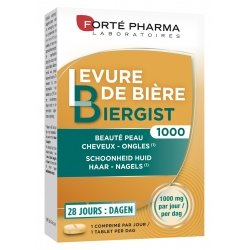 Forte pharma Levure de Bière 1000 28 comp