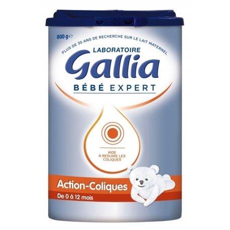 Gallia Bébé Expert Action-Coliques 800g