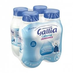 Gallia Calisma Croissance 3 4x500ml