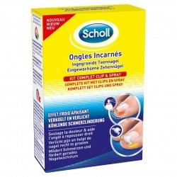 Scholl Traitement Ongles incarnés